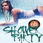 Beach Shower Party