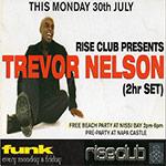 Introducing Trevor Nelson!